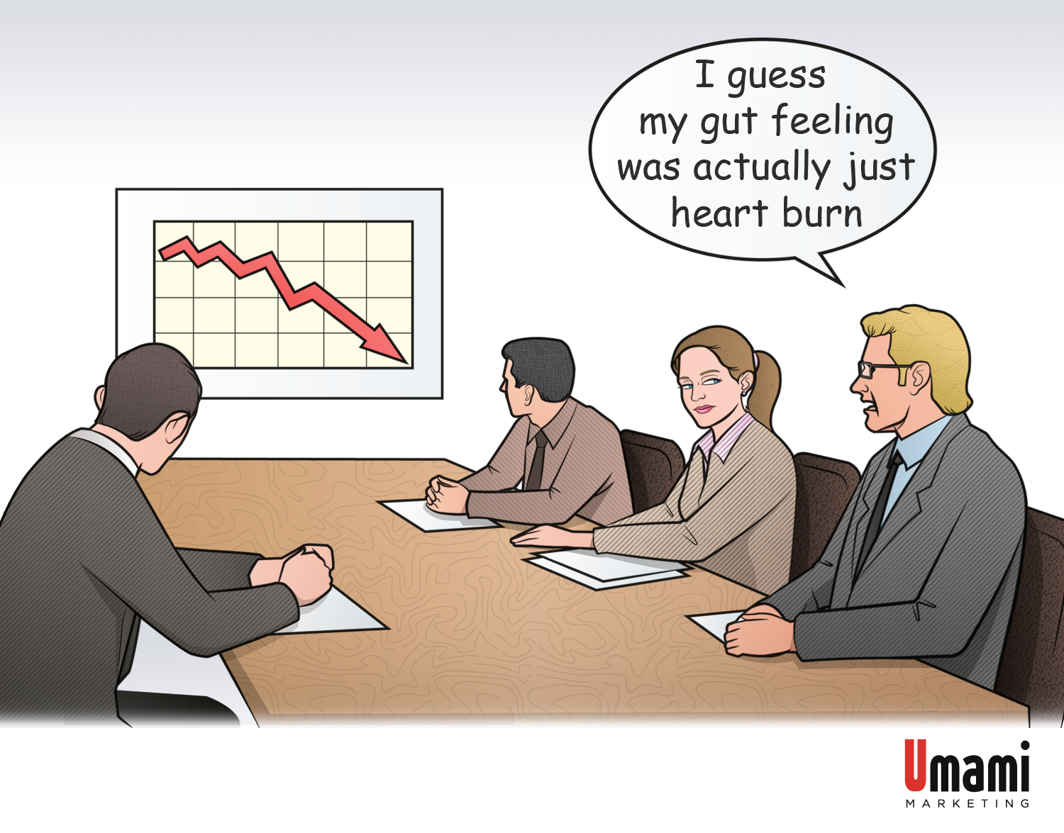 Digital Marketing Cartoon - Why You Need Analytics