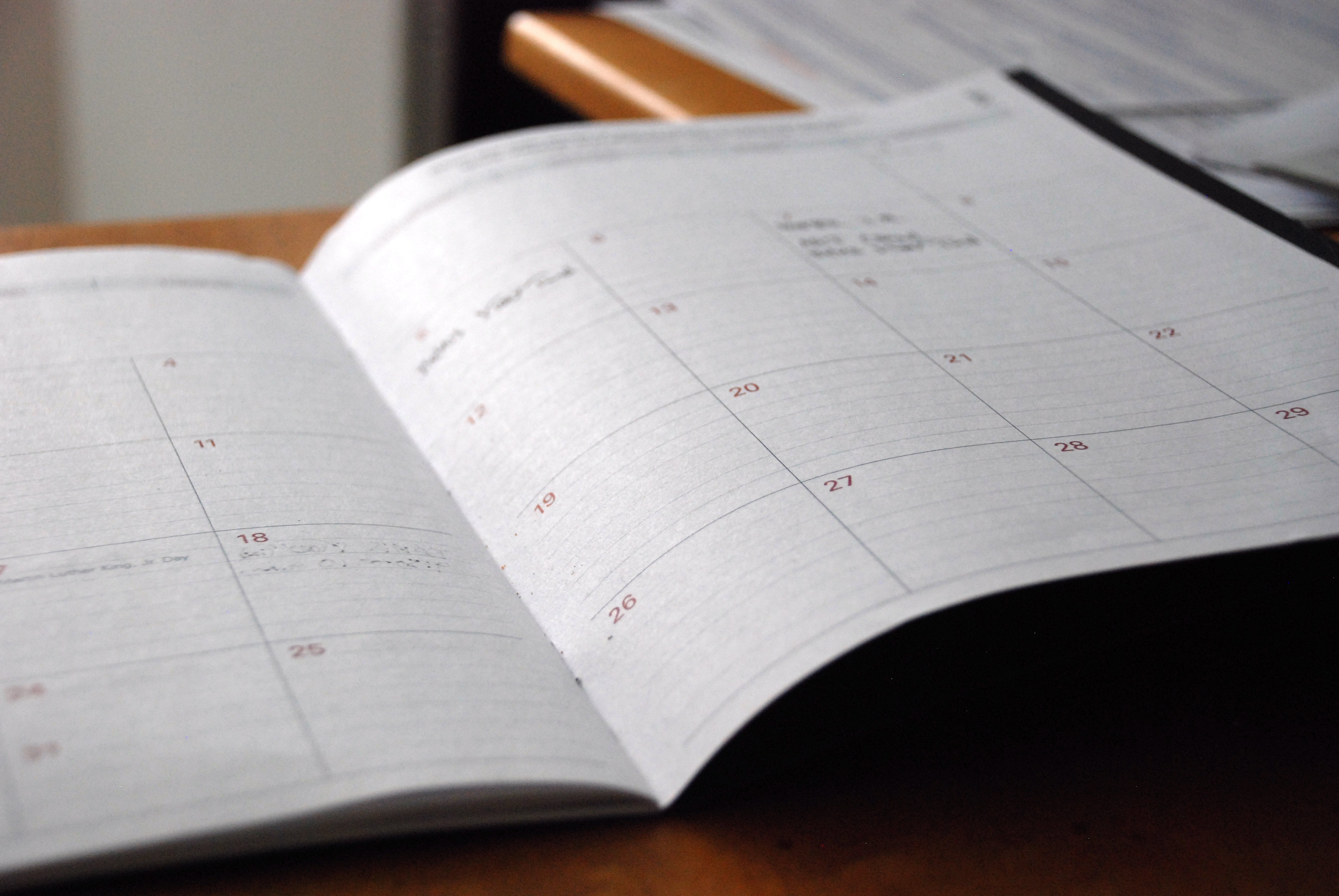 Plan your Best Content Calendar for 2018