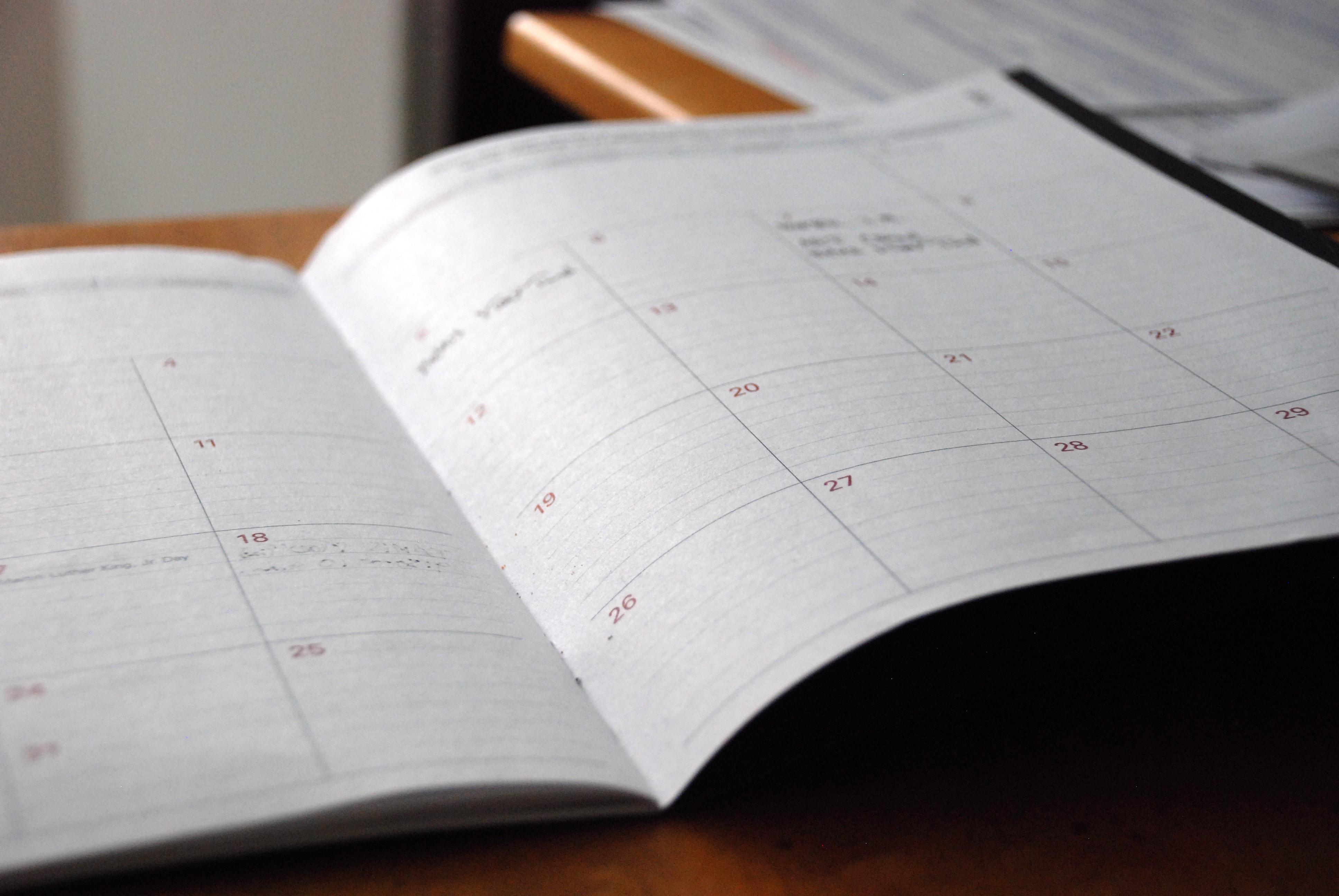 Plan your Best Content Calendar for 2018